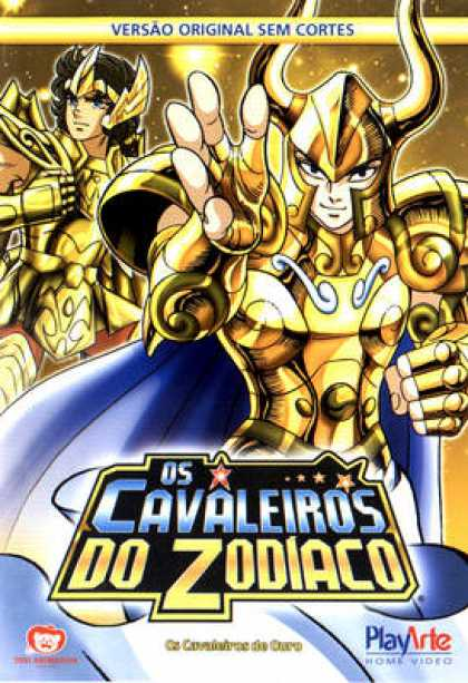 TV Series - Saint Seiya 3 PT-BR CE