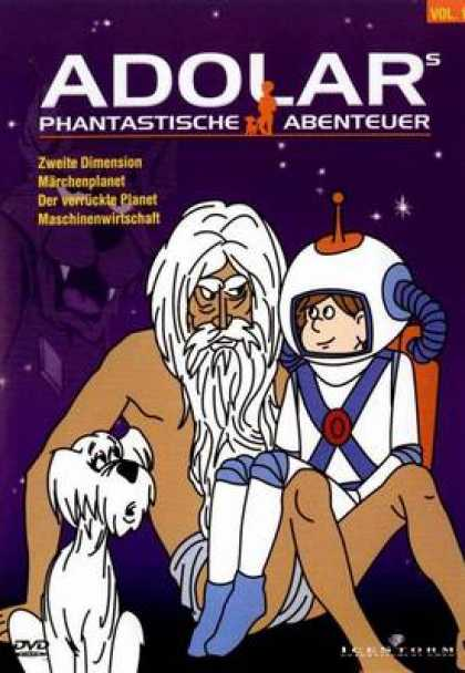 TV Series - Adolars Fantastic Adventures German