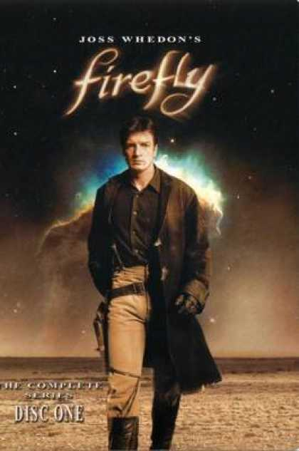 TV Series - Firefly The Complete Series Disc One