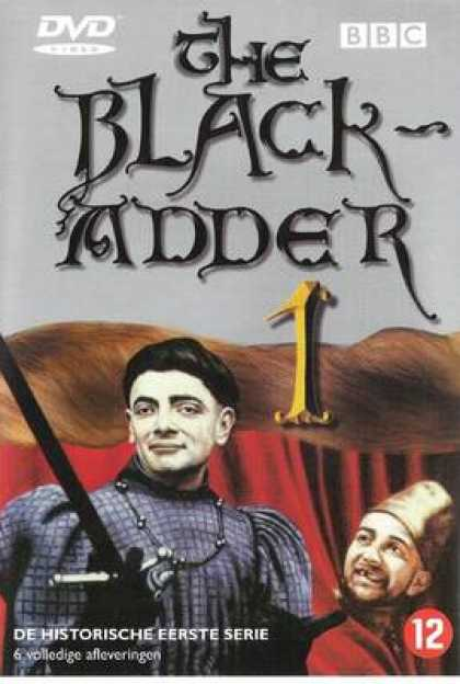 TV Series - Black Adder