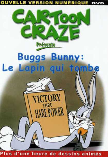 TV Series - Cartoon Craze - Buggs Bunny Le Lapin Qui Tombe