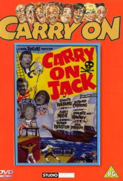 TV Series - Carry On - Carry On Jack Thinpack