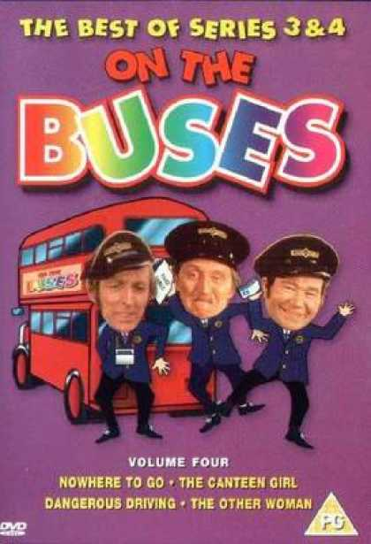 TV Series - On The Buses The Best Of -4