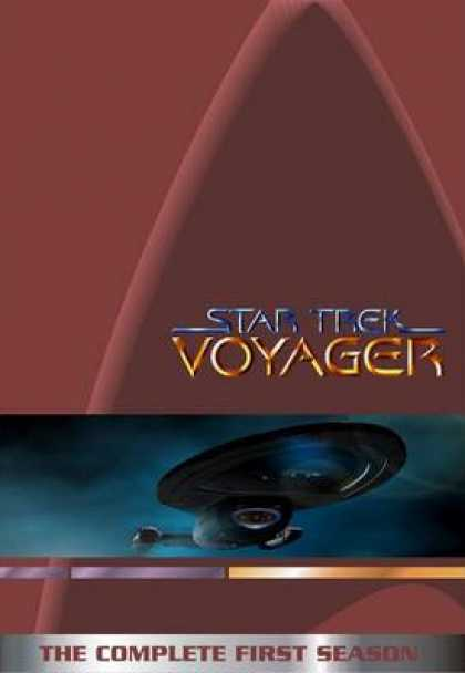 TV Series - Star Trek Voyager 1.4 Hq The First complete se