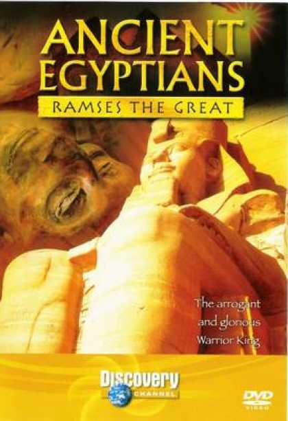 TV Series - Ancient Egyptians - Ramses The Great