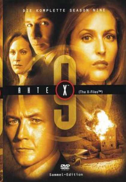 TV Series - X Files Complete German