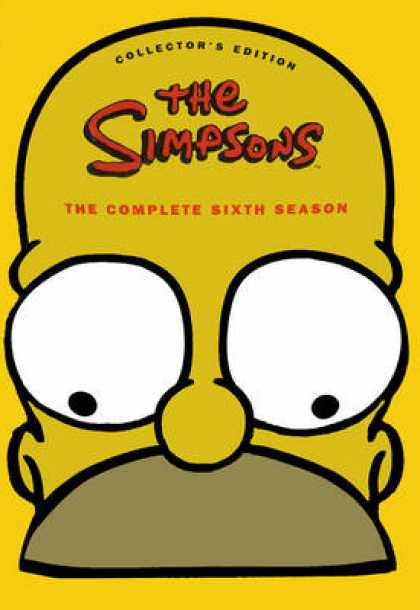 TV Series - The Simpsons 6 CE