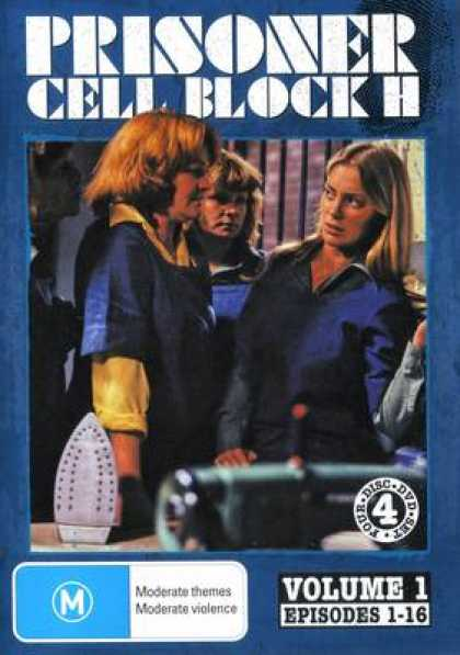 TV Series - Prisoner Cell Block