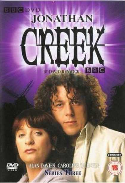 TV Series - Johnathan Creek