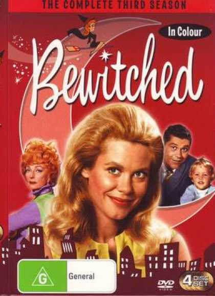TV Series - Bewitched