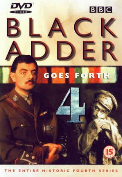 TV Series - Black Adder - Goes Forth /4