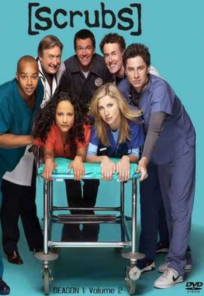 TV Series - Scrubs