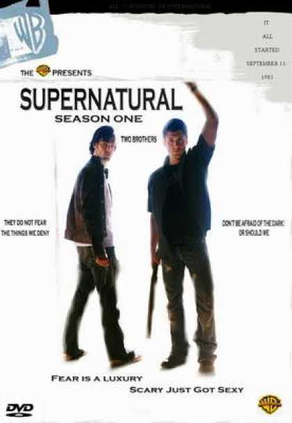 TV Series - Supernatural Sæson 1 DANISH