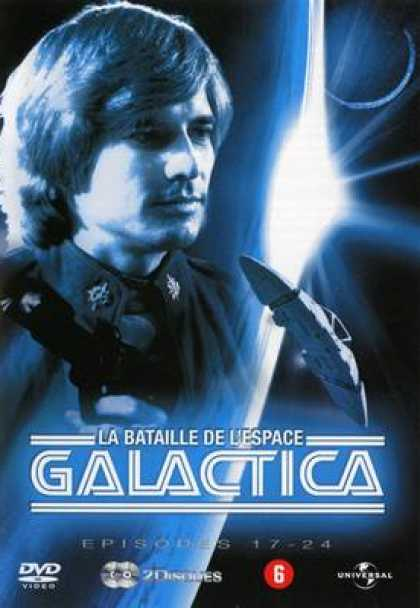 TV Series - Battlestar Galactica h Discs 5