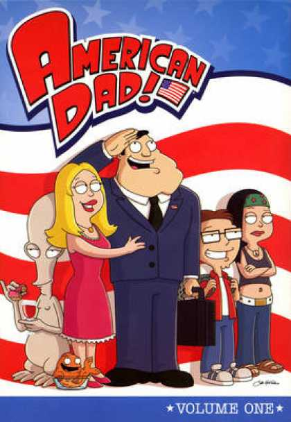 TV Series - American Dad