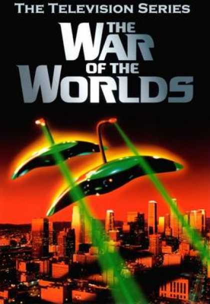 TV Series - The War Of The Worlds Tv Series And