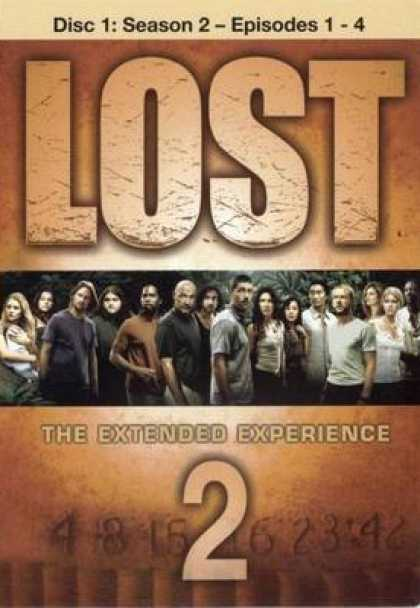 TV Series - Lost The Extended E