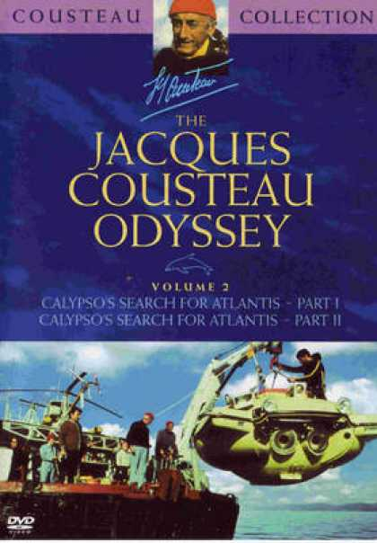 TV Series - Jacque Cousteau: Odyssey