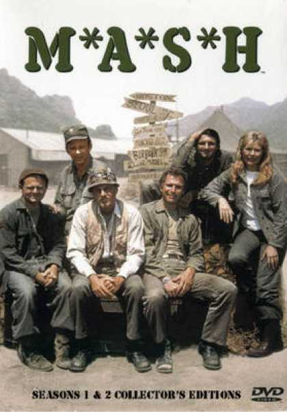 TV Series - M*A*S*H &2 CE