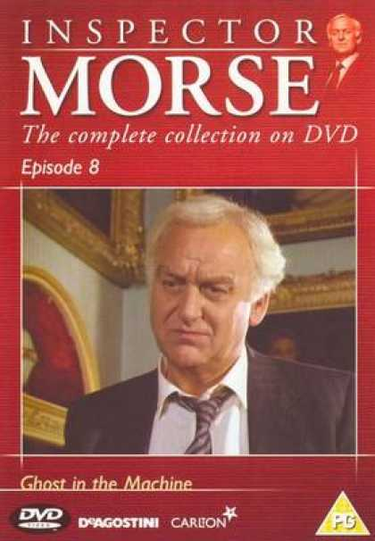 TV Series - Inspector Morse 08 Ghost In The Machine