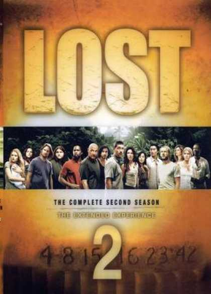 TV Series - Lost Second Season EE