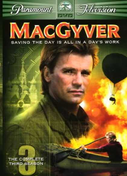TV Series - MacGyver