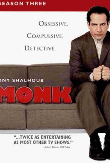 TV Series - Monk: - Thinpack
