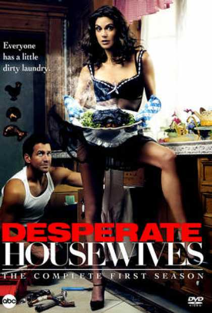 TV Series - Desesperate Housewives Series One