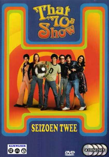 TV Series - That 70s Show - Seizoen