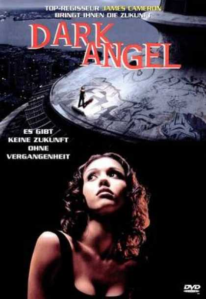 TV Series - Dark Angel The Pilot German