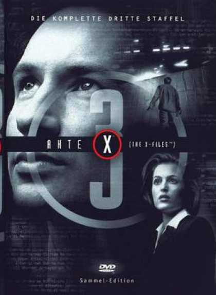 TV Series - Akte X - Die Komplette