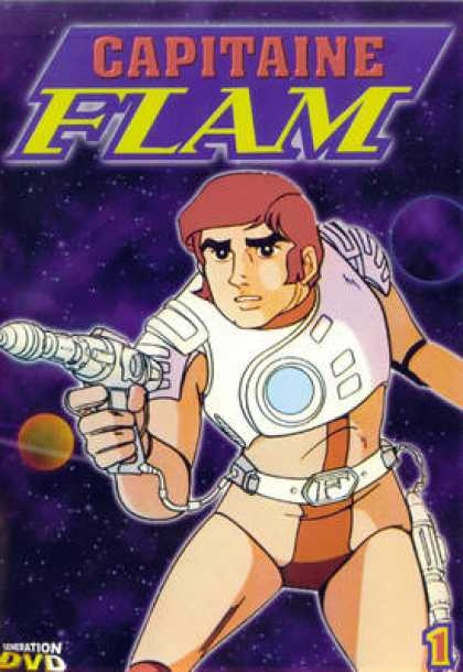 TV Series - Capitaine Flam