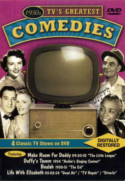 TV Series - 1950's TV's Greatest Comedies #20