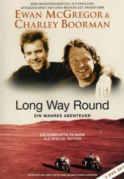 TV Series - Long Way Round GERMAN