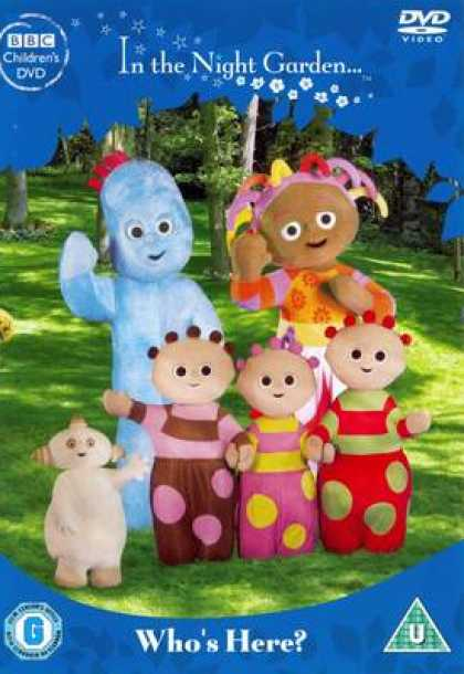 TV Series - In The Night Garden - Who's Here