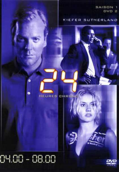 TV Series - 24 DVD