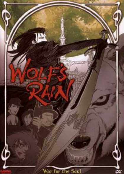 TV Series - Wolf's Rain - War For The Soul
