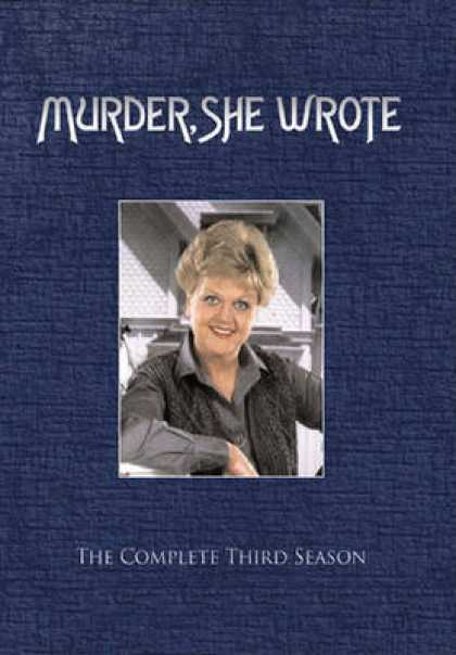 TV Series - Murder, She Wrote