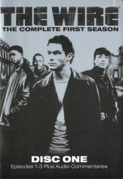 TV Series - The Wire Disc One