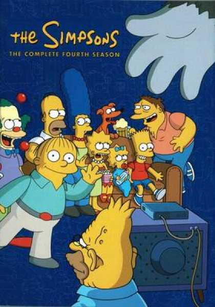 TV Series - The simpson complete