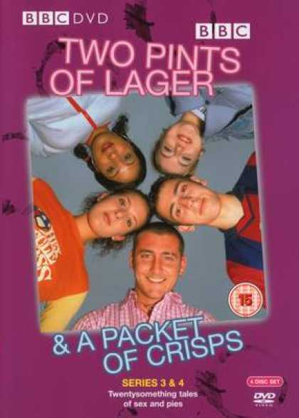 TV Series - Two Pints Of Lager and a Packet Of Crisps Seri