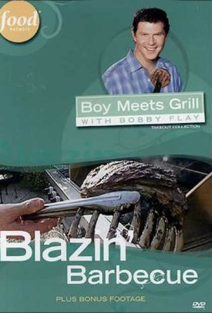TV Series - Boy Meets Grill With Bobby Flay - Blazin' Barb