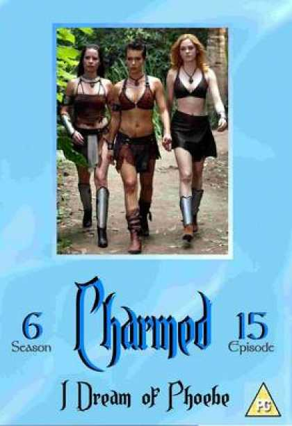 TV Series - Charmed 5front