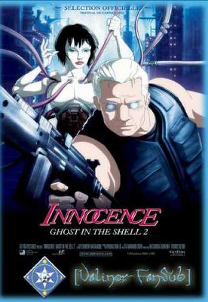 TV Series - Ghost In The Shell 2 Innocence