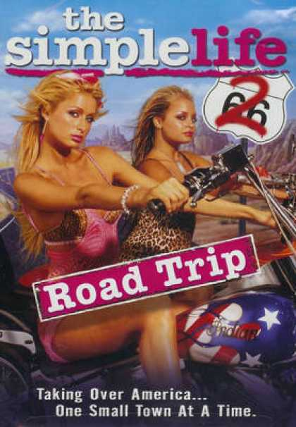 TV Series - The Simple Life 2 Road Trip