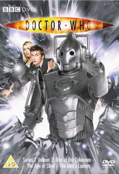 TV Series - Dr Who Vol3