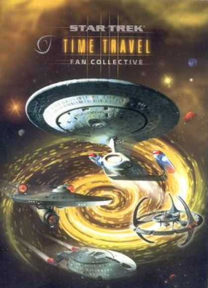 TV Series - Star Trek - Time Travel