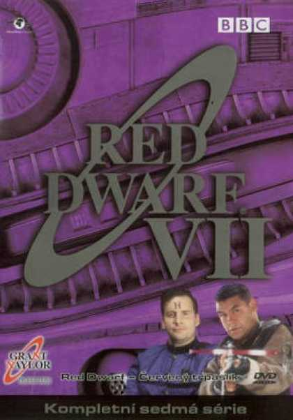 TV Series - Red Dwarf Czech