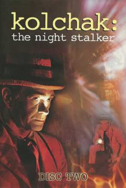 TV Series - Kolchak: The Night Stalker Disc Two