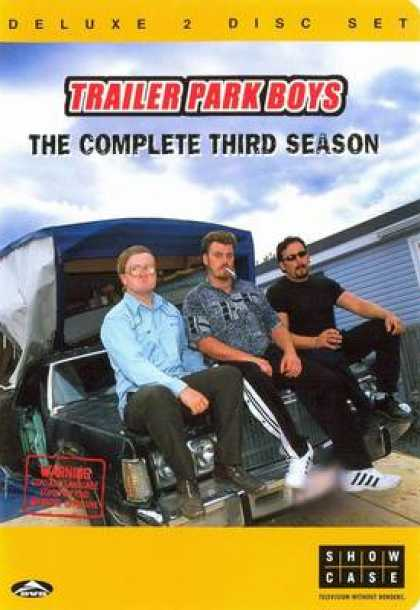 TV Series - Trailer Park Boys The Complete 3rd Season